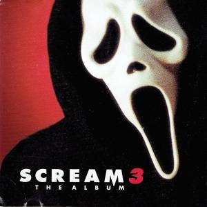 Scream 3 - The Album - Cover