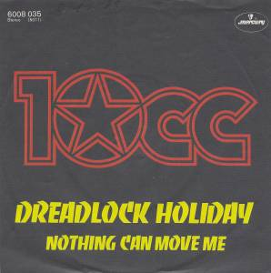 10cc: Dreadlock Holiday