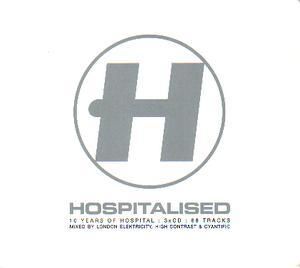 Cover - Various Artists/Sampler: Hospitalised - 10 Years Of Hospital