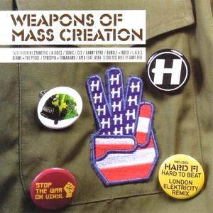 Cover - Sonic: Weapons Of Mass Creation 3