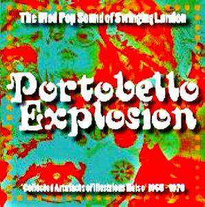 Cover - Answers, The: Portobello Explosion: Collected Artefacts Of Illustrious Noise 1965-1970