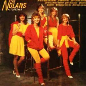 Cover - Nolans, The: Altogether