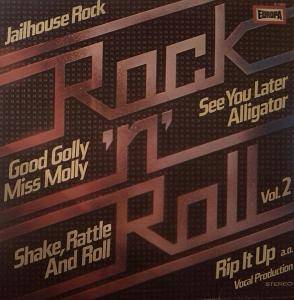 Cover - Air Mail, The: Rock 'n' Roll Vol. 2