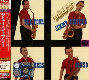 Cover - Jimmy Giuffre: Four Brothers Sound, The