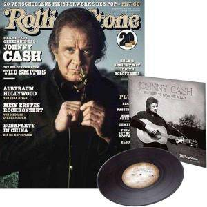 "Johnny Cash: She Used To Love Me A Lot [The Haunted Mix] (7"") - Bild 7"