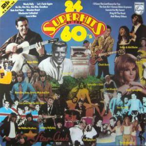 Cover - Joe Dowell: 24 Superhits Of The 60's