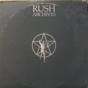 Rush: Archives (3-LP) - Bild 1