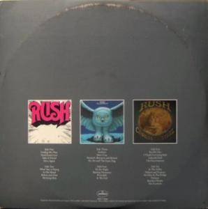 Rush: Archives (3-LP) - Bild 5
