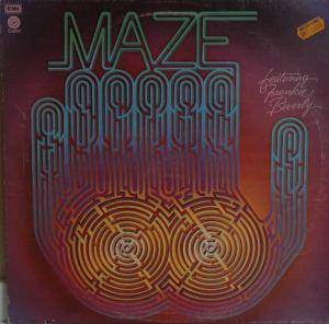 Cover - Maze: Maze Featuring Frankie Beverly