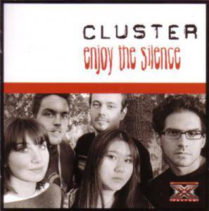 Cover - Cluster: Enjoy The Silence