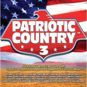 Patriotic Country Volume 3 - Cover