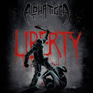 Cover - Alpha Tiger: Lady Liberty