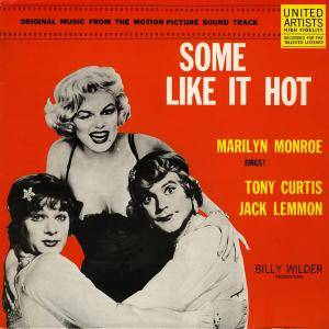 Cover - Marilyn Monroe: Some Like It Hot