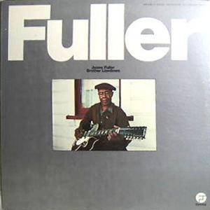 Cover - Jesse Fuller: Brother Lowdown