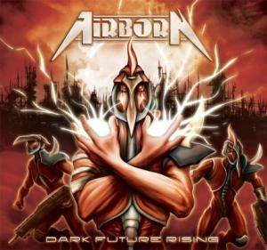 Cover - Airborn: Dark Future Rising