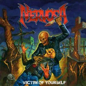 Nervosa: Victim Of Yourself - Cover