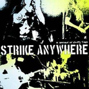 Cover - Strike Anywhere: In Defiance Of Empty Times