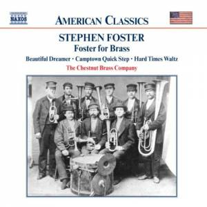 Cover - Stephen Foster: Foster For Brass
