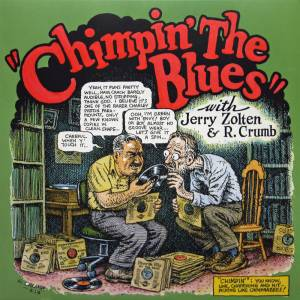 "Cover - Geeshie Wiley: ""Chimpin' The Blues"""