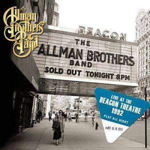 The Allman Brothers Band: Play All Night - Live At The Beacon Theatre 1992 - Cover