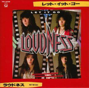 "Loudness: Let It Go (Promo-7"") - Bild 1"