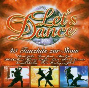 Let's Dance: 40 Tanzhits Zur Show - Cover