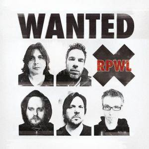 RPWL: Wanted - Cover