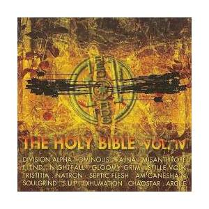 Cover - Division Alpha: Holy Bible Vol. LV, The