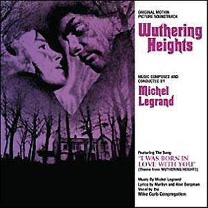 Cover - Michel Legrand: Wuthering Heights