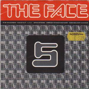 Cover - Shamen, The: Face EP, The