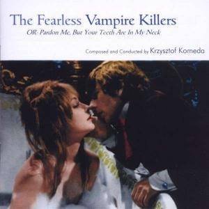 Krzysztof Komeda: Fearless Vampire Killers, The - Cover