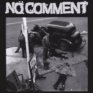 Cover - No Comment: Live On Kxlu 1992