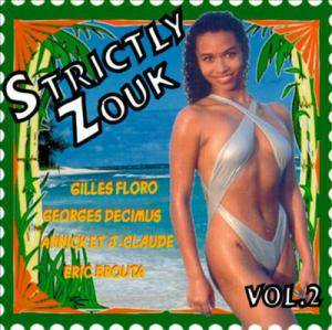 Cover - Y Fix: Strictly Zouk Vol. 2