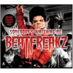 Cover - Beatfreakz: Somebody's Wachting Me