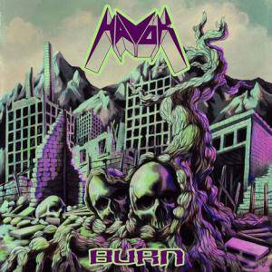 Havok: Burn - Cover