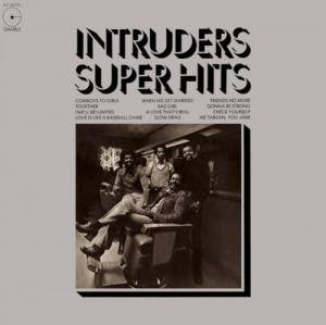 The Intruders: Super Hits - Cover