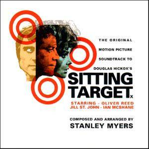 Cover - Stanley Myers: Sitting Target
