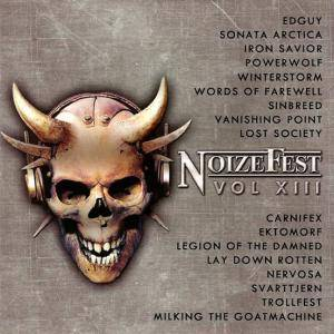 Cover - Winterstorm: NoizeFest Vol. XIII