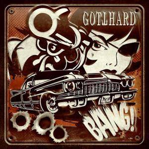 Gotthard: Bang! - Cover