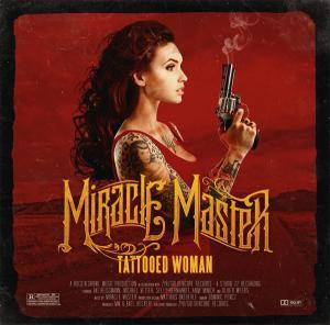 Miracle Master: Tattooed Woman - Cover