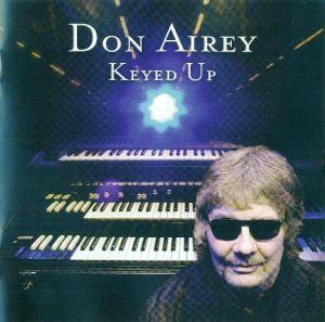 Don Airey: Keyed Up - Cover