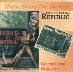 Cover - Paul Sawtell: Music From The Serials