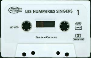 The Les Humphries Singers: Greatest Hits - The Les Humphries Singers (Tape) - Bild 3