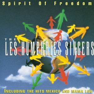 The Les Humphries Singers: Spirit Of Freedom (CD) - Bild 1