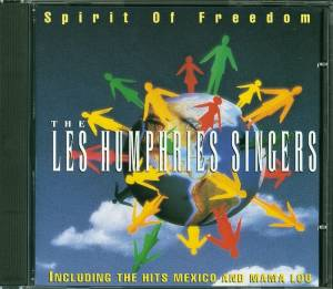 The Les Humphries Singers: Spirit Of Freedom (CD) - Bild 3