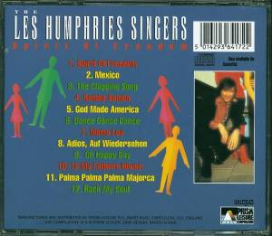 The Les Humphries Singers: Spirit Of Freedom (CD) - Bild 4