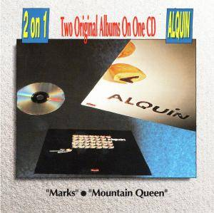 Cover - Alquin: Marks / Mountain Queen