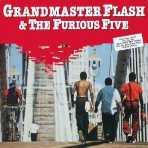 Cover - Grandmaster Flash & The Furious Five: Grandmaster Flash & The Furious Five