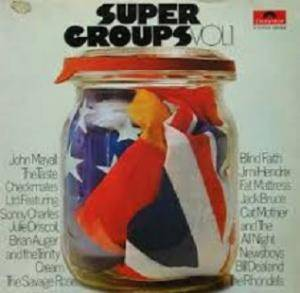 Cover - Cat Mother & The All Night Newsboys: Super Groups Vol. 1