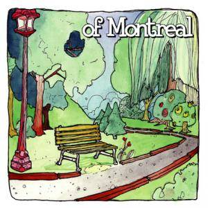 Cover - of Montreal: Bedside Drama: A Petite Tragedy, The